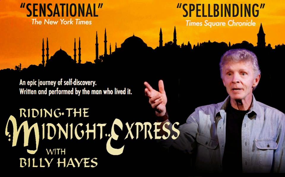 Billy Hayes RidingTheMidnightExpress 2